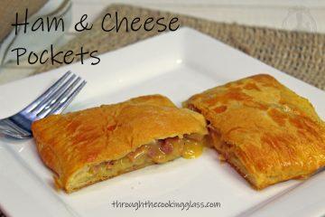 Ham and Cheese Pocket